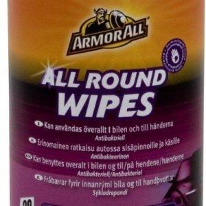 Armor All All Round Wipes Puhdistuspyyhe 20 Kpl