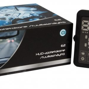 C-Bright Hud Ajotietokone E2