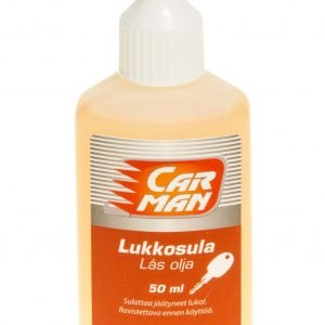 Carman 50 Ml Lukkosula