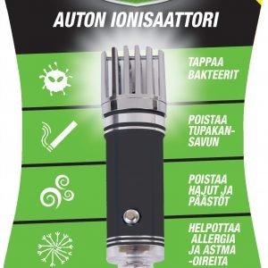 Cleanair+ Auton Ionisaattori