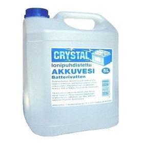 Crystal Akkuvesi
