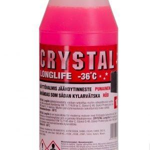 Crystal Longlife Jäähdytinneste - 36 C