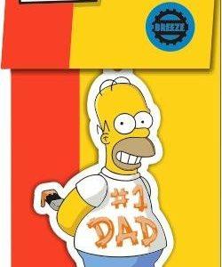 Jees Simpsons Breeze Hajuste