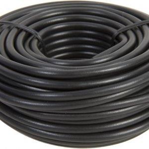 M+ Sähköjohto 1 X 1.5 Mm² Musta 10 M