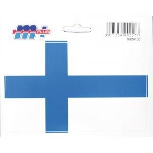 M+ Suomen Lippu-Tarra