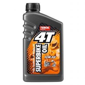Teboil 4-T Superbike Oil 15w-50 Moottoriöljy