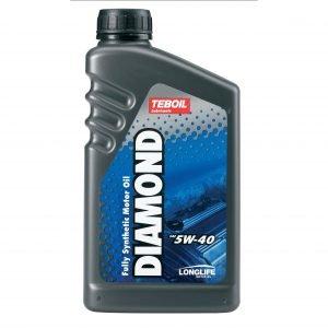 Teboil Diamond 5w-40 Moottoriöljy