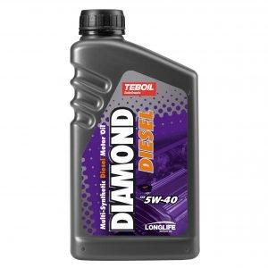 Teboil Diamond Diesel 5w-40 Moottoriöljy