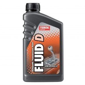Teboil Fluid D 1 L Automaattivaihteistoöljy