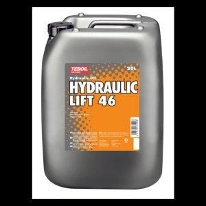 Teboil Hydraulic Lift Hydrauliikkaöljy
