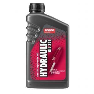 Teboil Hydraulic Oil 32s 1 L Hydrauliikkaöljy