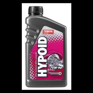 Teboil Hypoid 75w-90 1 L Vaihteistoöljy