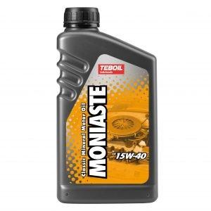 Teboil Moniaste 15w-40 Moottoriöljy