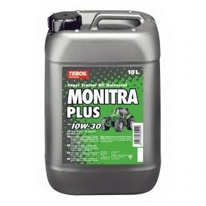 Teboil Monitra Plus 10w-30 10 L Monikäyttööljy