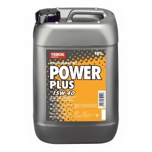 Teboil Power Plus 15w-40 10 L Dieselmoottoriöljy