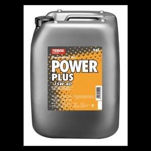 Teboil Power Plus 15w-40 Moottoriöljy