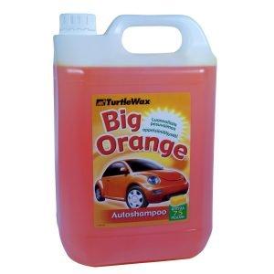 Turtle Wax Big Orange Wash 5 L Autoshampoo