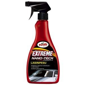 Turtle Wax Extreme Nano-Tech Lasinpesu 500ml