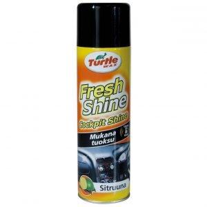 Turtle Wax Fresh Shine Puhdistus- Ja Kiillotusaine 500ml