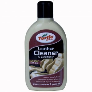 Turtle Wax Leather Cleaner & Conditioner Nahkapint. Puhd & Hoitoaine 500ml