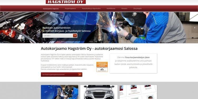 Autokorjaamo Hagström Oy
